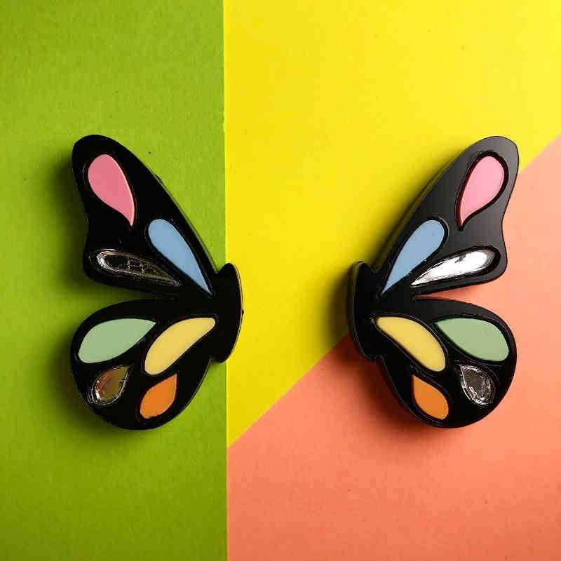Pendientes Butterfly by SdSilvia