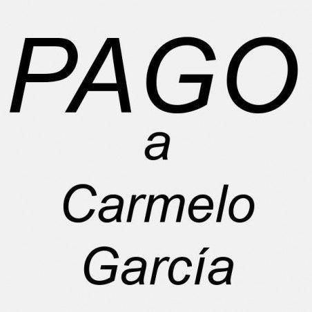 Pago a Carmelo García