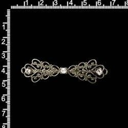 Joya huertana 1043/2, cristal, acero viejo.