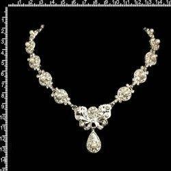Gargantilla 972, perla, plata.